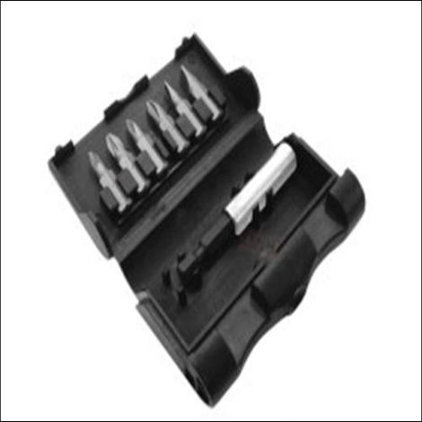 X60480 Screwdriver Bit Set 7pc