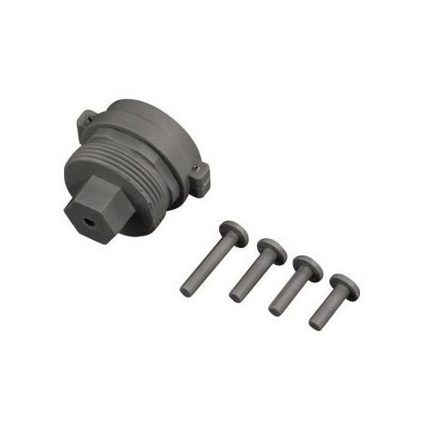 xavax Adapter for Radiator Valves with M28 x 1.5 mm Connection Thread (111945)