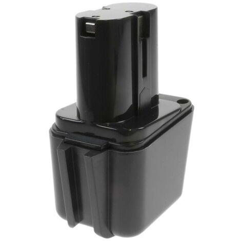 2x Batterie haute performance 12v 2000mah ni-mh pour Black /& Decker ss12 ss12cr epc12 h1