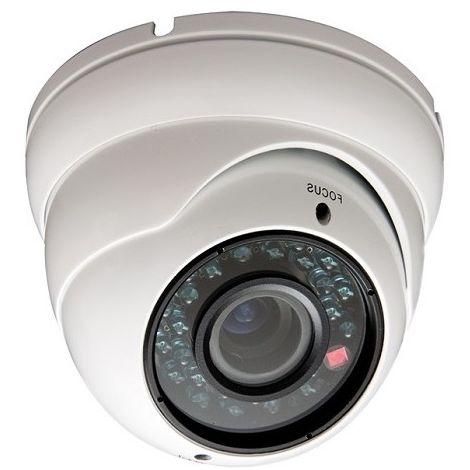 Xeno XEDHDA28V12Q-1080 Mini-dome CVI/TVI/AHD/CVBS 1080P 12V - white