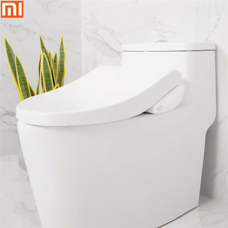 Lbtn - XIAOMI Mijia Tinymu Smart Toilet Cover Seat Temperature Adjustment APP Control with Mi Band Interaction 2/3 Identification