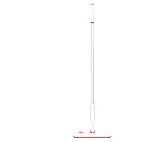 Xiaomi Yijie Water Spray Mop Pano de microfibra giratorio universal de 360 grados Barredora de spray de agua 270ml, blanco