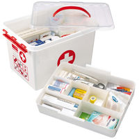 XL First Aid Storage Box - 22 Ltr