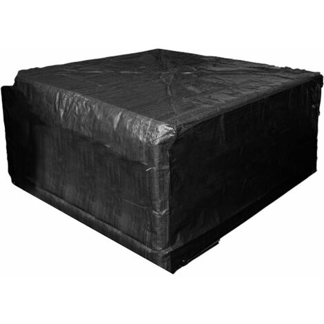 """main image of """"Xl Rattan Furniture Waterproof Outdoor Cover"""""""