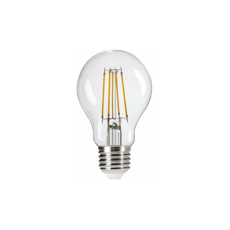 Ampoule LED E27 4,5W A60 équivalent à 40W - Blanc Chaud 2700K
