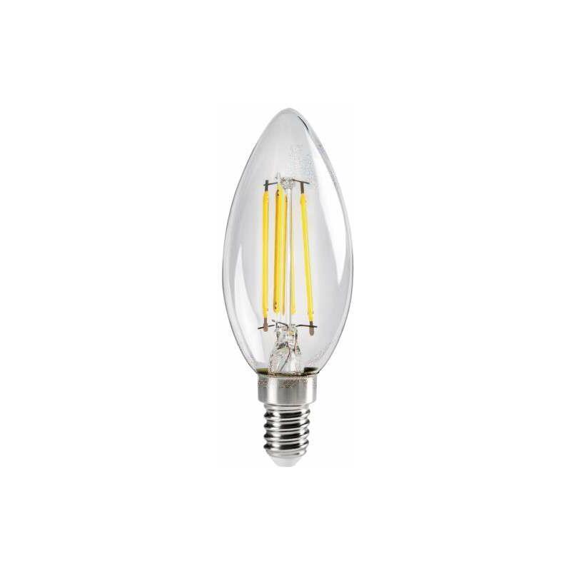 Ampoule LED E14 4,5W C35 équivalent à 40W - Blanc Naturel 4000K