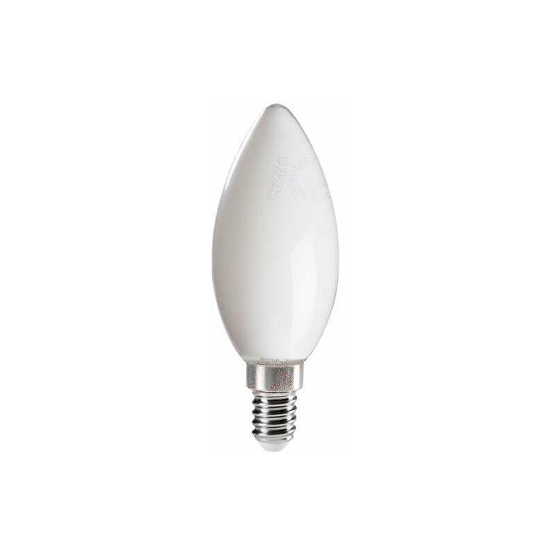 Ampoule LED E14 4,5W C35 équivalent à 40W - Blanc Chaud 2700K