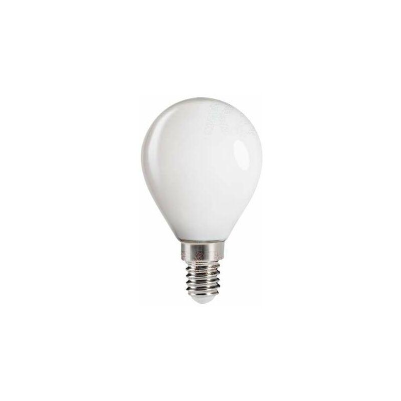 Ampoule LED E14 4,5W G45 équivalent à 40W - Blanc Chaud 2700K