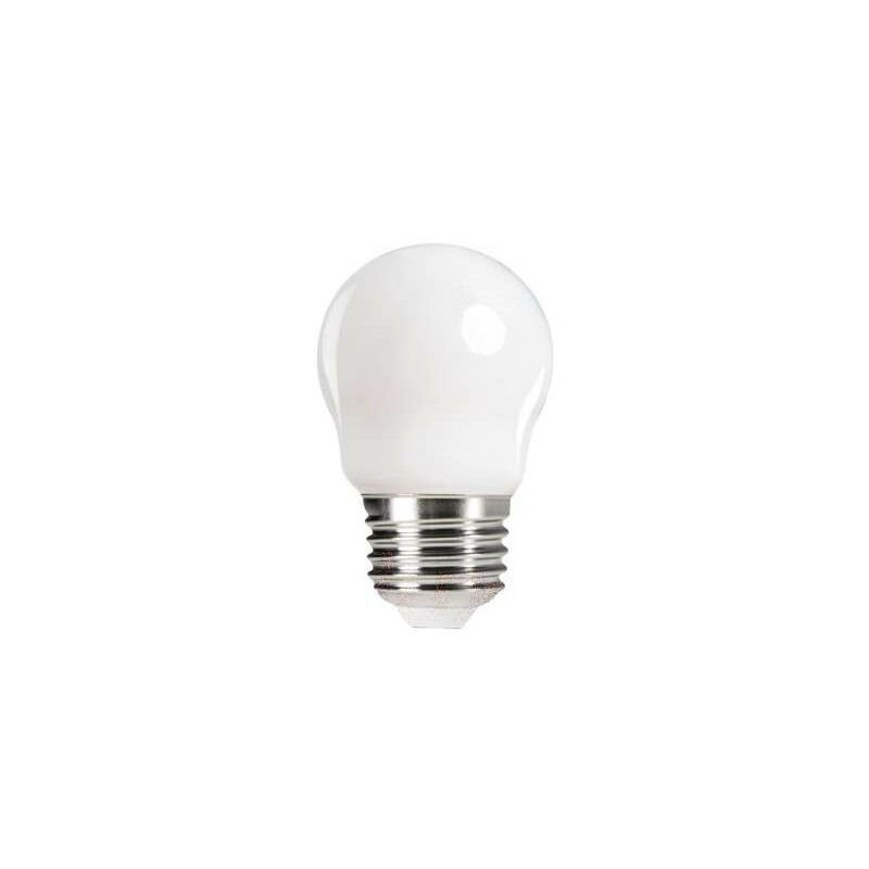 Ampoule LED E27 4,5W G45 équivalent à 40W - Blanc Chaud 2700K