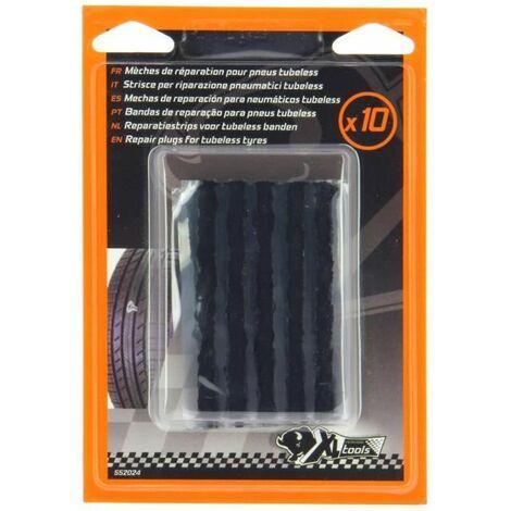 XLPT 10 meches réparation pneus