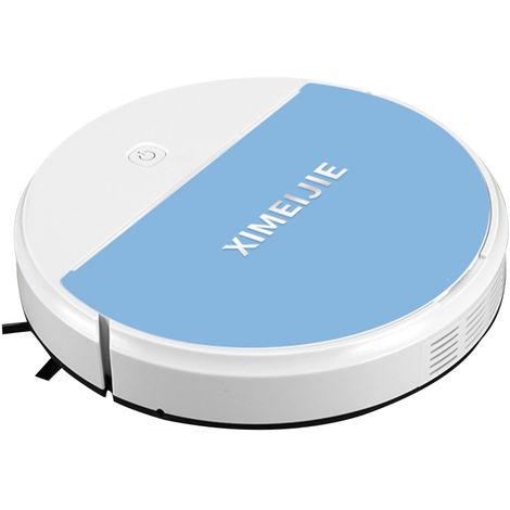 XM30 robot inteligente barredora aspiradora barrendero del vacio Barrido robot limpiador del hogar, Azul
