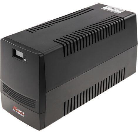 Xmart - Supra interactive line 1100VA 600W avec 4 schuko