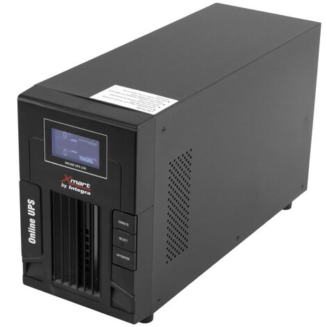 Xmart - UPS on-line version tour Optima-T09 1500VA 1350W