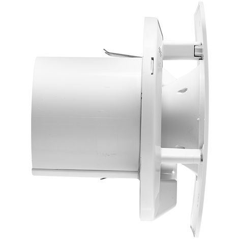 """Xpelair 4""""/100mm Standard Square Extractor Fan 2 Speed Dx100HPTS"""