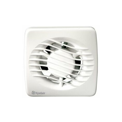 Xpelair DX100 100mm Axial Extract Fan - 90839AW