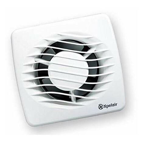 Xpelair DX100T 100mm Axial Extract Fan - 90841AW
