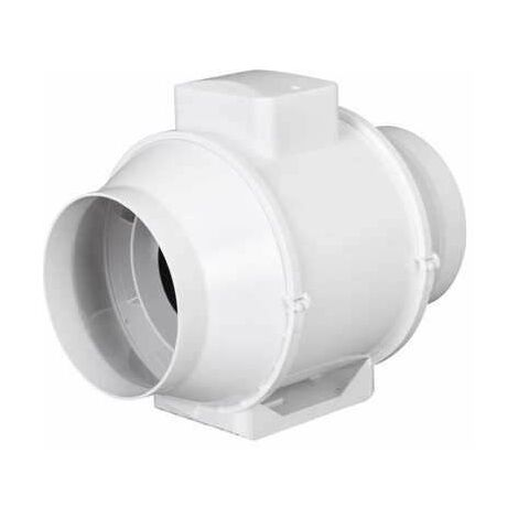 Xpelair XIMX150T 150MM Centrifugal Plastic Inline Fan With Timer - 93084AW