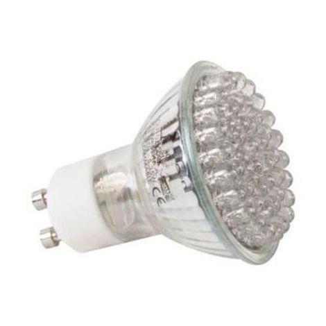 XQ-lite 2.4W XQ9903 GU10 LED bombilla (13W = halo.) - 5500K - Blanco fresco