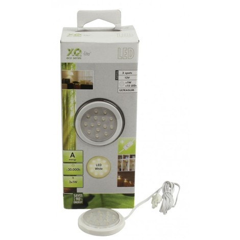 XQ-Lite LED Spot Set sehr energiesparend