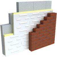 Xtratherm Cavity Wall Insulation Full Fill PIR 1200 x 450 x 100mm