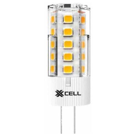 XXCELLL BI PIN Bombilla LED - G4 12V 2.5W - 250 lúmenes - 25W equivalente