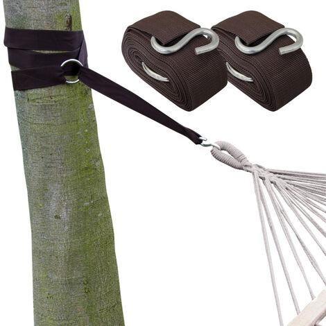XXL Baum Befestigung für Hängematte 6,4 Meter bis 250 kg