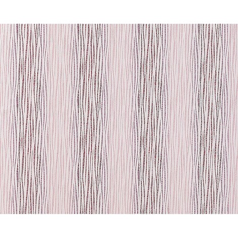 XXL non-woven wallpaper wall deco stripes EDEM 675-93 light pink raspberry red white 10.65 sqm