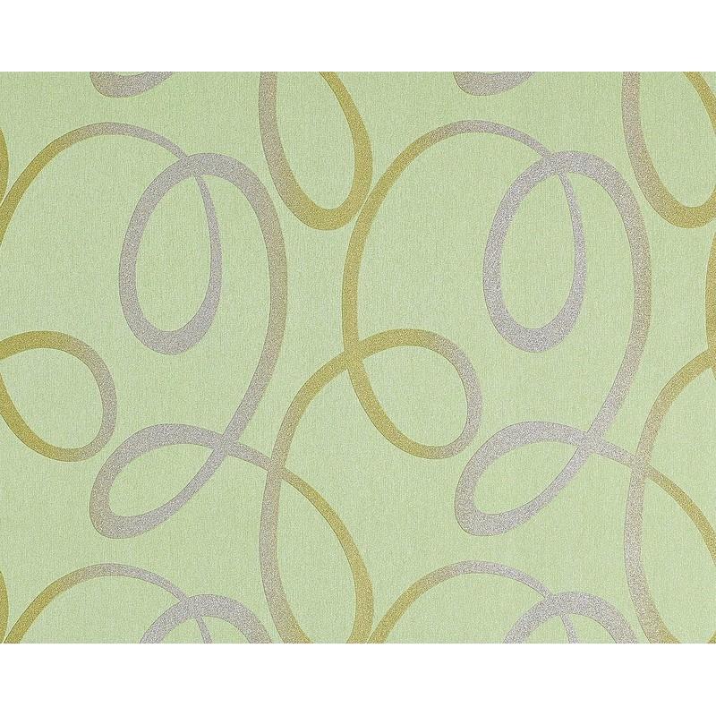 4,83 €//1qm Nappes Papier peint les pots de fleurs vert marron Erismann instawalls 6386-07