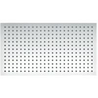 XXL-Regendusche Edelstahl-Duschkopf DPG2051 superflach - 50 x 30 cm