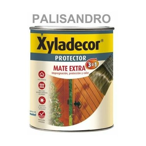 XYLADECOR MATE EXTRA 3 en 1 750 ML
