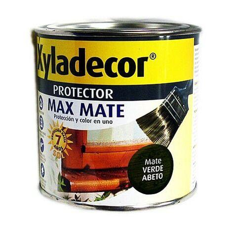 XYLADECOR PROTECTOR MAX SATINADO CAOBA 375ML