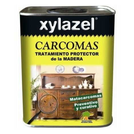 Xylazel Carcomas