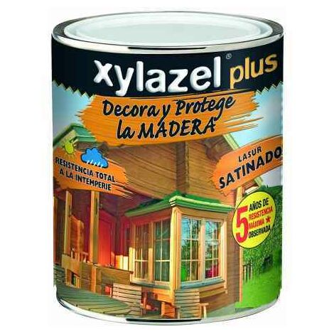 XYLAZEL DECOR SATINADO PINO 5 LITROS