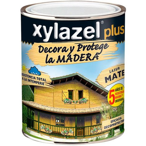 Xylazel plus decora mate caoba 0.375l EDM 25546