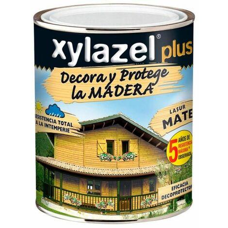 Xylazel plus decora mate nogal 0.375l EDM 25548