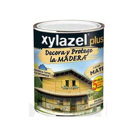 XYLAZEL PLUS DECORA MATE ROBLE 375 ML