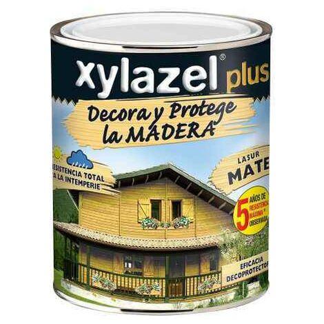 XYLAZEL PLUS DECORA MATE ROBLE 5 LITROS