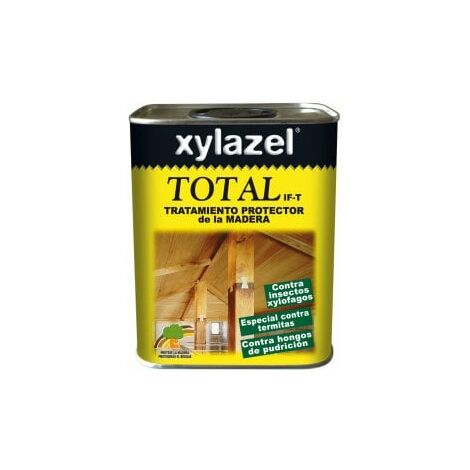 XYLAZEL TOTAL IF-T TRATAMIENTO MADERA 1 LITRO