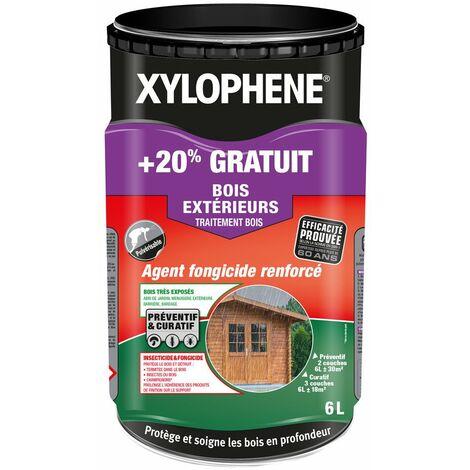 Xylo Ph Aq Bois Exterieur 5l+20% - XYLOPHENE
