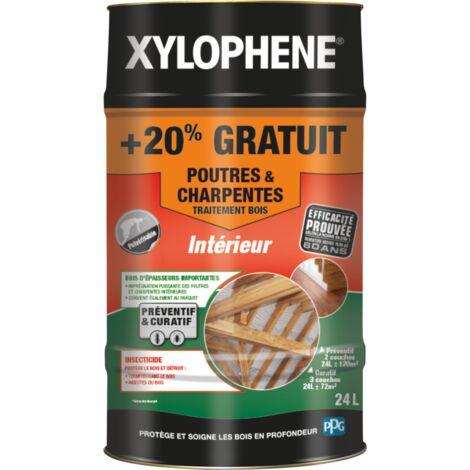 Xylo Ph Aqu Poutre Charp 20l+20% - XYLOPHENE
