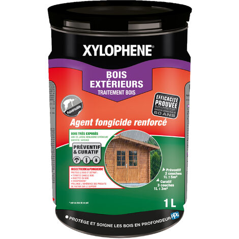 XYLOPHENE BOIS EXTERIEUR 20L 25ANS