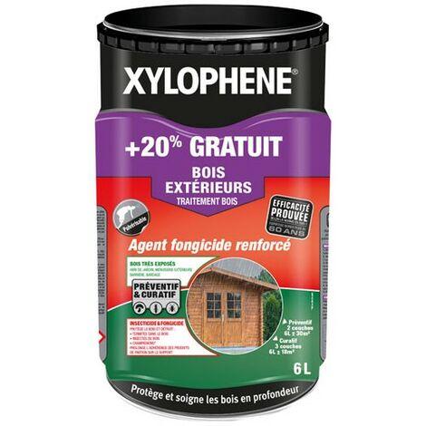 XYLOPHENE BOIS EXTERIEUR 5L+1L 25ANS (Vendu par 1)