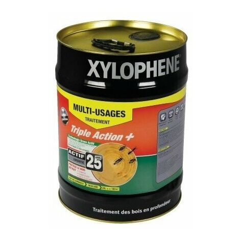 Xylophène liquide monocouche multi-usages bidon 20 l