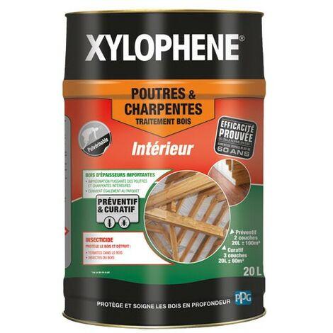 XYLOPHENE POUTRE CHARP. 20L 25A B