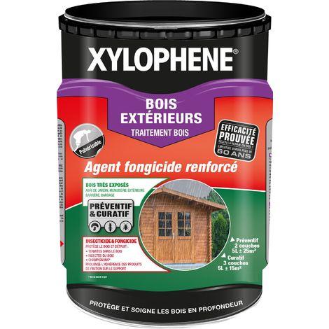 Xylophene traitement bois extérieurs 6L