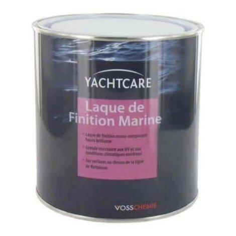 YACHTCARE marine lacquer - green RAL 6005 - 750ml