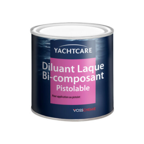 YACHTCARE Two-component sprayable lacquer thinner - 750ml