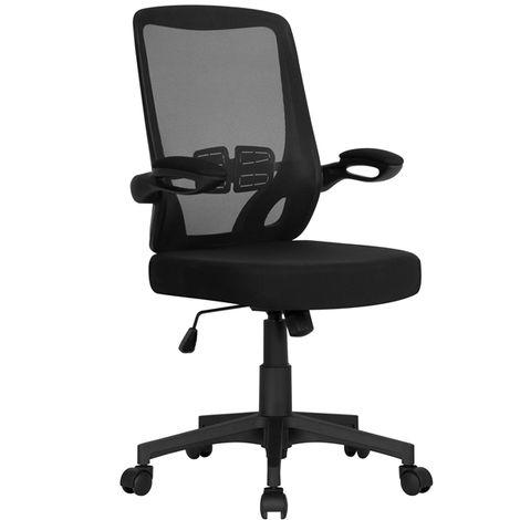 Bürostuhl Ergonomischer Schreibtischstuhl mit verstellbaren Armlehnen Bürodrehstuhl Gaming Stuhl Racing Stuhl