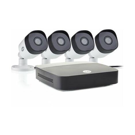 "main image of ""YALE ESSENTIALS SMART CCTV KIT (4CAM/4CH/1TB)"""