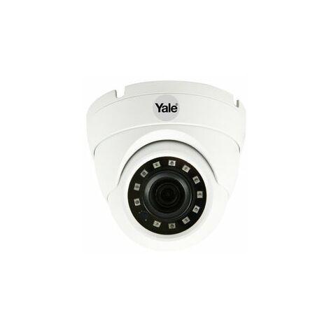 "main image of ""YALE HD1080 WHITE DOME CAMERA"""